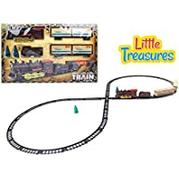 Stylish Design Locomotive Train Play Set Toy Great Educational Gift For Boys And Girls