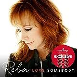 Reba Love Somebody CD Target Exclusive with 2 bonus songs