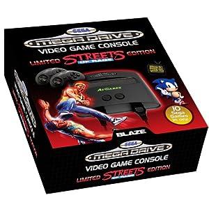 Aus UK: Sega Megadrive 2 Player Konsole mit 10 Spielen für 24,15 € inkl. VSK