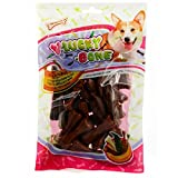 Ganwlers V-Lucky Bone Dogs Treats 270gm (Pack Of 1)