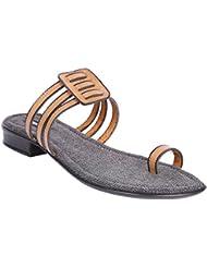 KARIZMA Beige Color Sandal For Women's - B01GEH8F5E