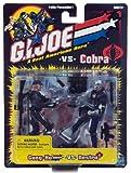 Gi Joe 3 3/4 Gung Ho vs Destro 2 Pack