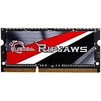 G.SKILL F3-1600C11S-8GRSL Ripjaws 8GB 204-Pin DDR3 SO-DIMM 1600 Memory RAM