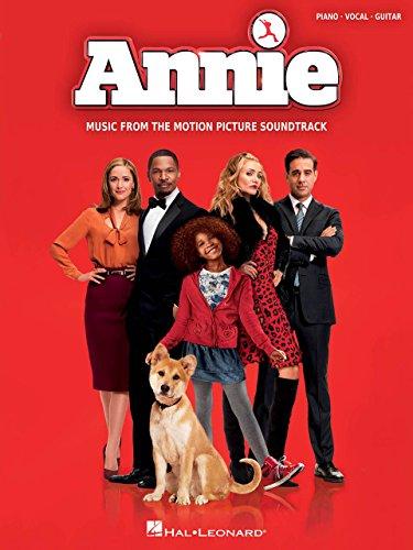 映画「ANNIE/アニー」(2014年版) サウンドトラックより/ハル・レナード社/ミュージカル ヴォーカル・セレクション