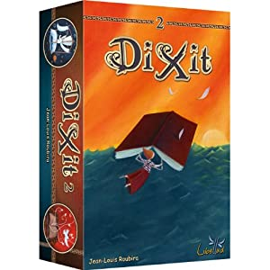 Click to buy Dixit 2 Expansion from Amazon!