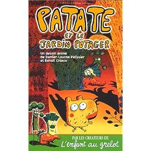 Patate : Patate et le jardin potager [VHS]