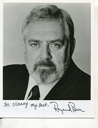 Image result for raymond burr 1993