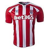 2014-15 Stoke City Adidas Home Football Shirt