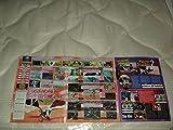 8x10 INCH Ad Panzer Dragoon 1 2 Sega Saturn Video Game Advertisement Art Lot