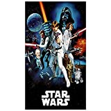 Poster4U Star Wars Poster (Print, 12 inch x 18 inch, PX734)