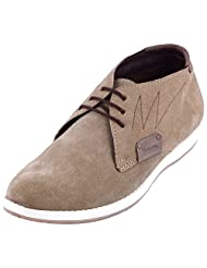 Tanny Shoes Beige Casual Shoe (705-441)