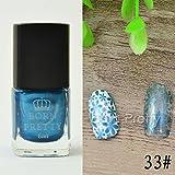 1 Bottle 6ml Born Pretty Stamping Polish Nail Art Varnish Nail Plate Printing Polish #33 # 27288