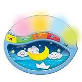 Mitashi Skykidz Lullaby Moon Night Light, Multi Color