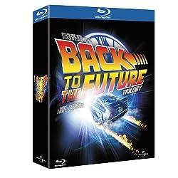バックトゥザフューチャー 25thアニバーサリー Blu-ray BOX [Blu-ray]
