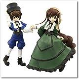 Rozen Maiden Traumend: Souseiseki & Suiseiseki PVC Figure Box Set