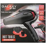 Helen Of Troy Hot Tools Galaxy Salon Turbo Ionic Hair Dryer