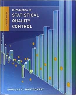 Statistical Quality Control, 7th Edition