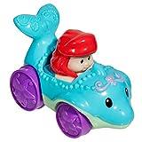 Fisher-Price Little People Disney Wheelies Ariel Baby Toy