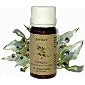 Devinez Camphor, Magnolia Essential Oil For Electric Diffusers/ Tealight Diffusers/ Reed Diffusers, 60ml Each