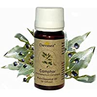 Devinez Camphor, Rajnigandha Essential Oil For Electric Diffusers/ Tealight Diffusers/ Reed Diffusers, 60ml Each