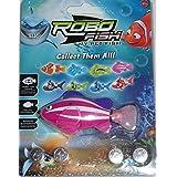 Robo Fish My Pet Fish Electronic Clown Fish, Purple