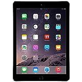 Galleria fotografica Apple iPad Air2 Tablet 16GB, Wi-Fi SG, Nero