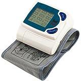 Alcoa Prime Home Automatic Wrist Digital Lcd Blood Pressure Monitor Portable Tonometer Meter For Blood Pressure...