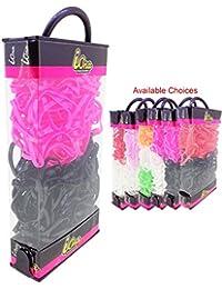 IOna Beauty Essentials PTSET4G6 Hair Band Rubber Bands Elastics Hairband Ponytailer For Girls