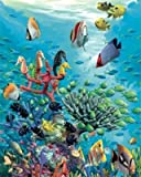 Water World - 1000pc Jigsaw Puzzle by White Mountain