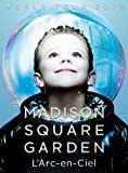 WORLD TOUR 2012 LIVE at Madison Square Garden(初回生産限定盤) [DVD]