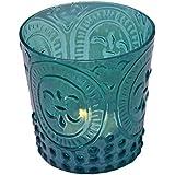 Glass Tea Light Votive Candle Holder