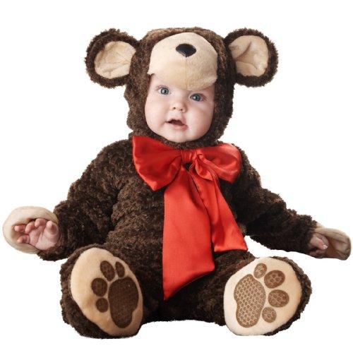 Baby's Lil' Teddy Bear