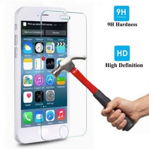 SNOOGG Huawei Honor 4X Full Body Tempered Glass Screen Protector [ Full Body Edge To Edge ] [ Anti Scratch ] [...