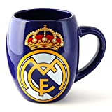 Real Madrid FC Football Team Tea Tub Shaped Ceramic Mug
