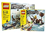 Maven Gifts: LEGO Pirates Treasure Island with LEGO Pirates Shipwreck Defense