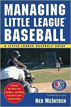 Repoclear rule book for little league baseball