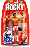 Jakks Pacific Best of Rocky Action Figure Rocky Balboa Rocky I Vs. Creed Post Fight by Rocky