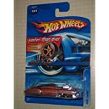 #2005 151 Evil Twin Faster Than Ever Wheels Collectible Collector Car Mattel Hot Wheels