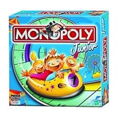 Noch mehr reduzierte Brettspiele bei amazon: Monopoly Junior für nur 15,40 € !