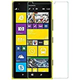 MoArmouz Go - Tempered Glass For Lumia 730 Clear Glass By MoArmouz- Tempered Glass Screen Protector With 9H Hardness...