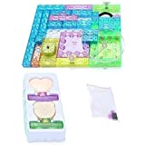 Bella Sunshine Electronic Playground Building Blocks Integrated Circuit Kit For Kids 8 Years And Elder