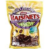 Nestle Raisinets Milk Chocolate Stand Up Bag, 11.0 Ounce Bag
