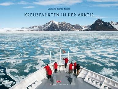 Kreuzfahrten in der Arktis