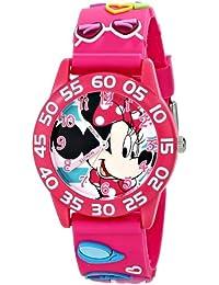 Disney Kids' W001523 Minnie Mouse 3D Watch
