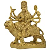 Indian Arts Emporium Brass Durga