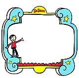 Paper Magic Eureka Dr. Seuss If I Ran The Circus Ticket Paper Cut Outs