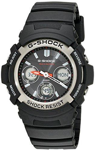 "Casio Men's AWGM100-1ACR ""Atomic G Shock"" Watch"