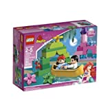 Toy / Game Lego Duplo Princess Ariel Magical Boat Ride 10516 - Recreate Iconic Scenes From Disney Movie