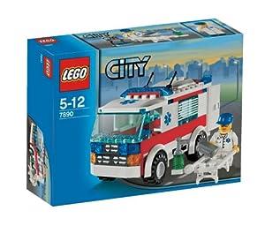 Lego City 7890 - Krankenwagen: Amazon.de: Spielzeug