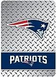 New England Patriots Diamond Plate Playing Cards